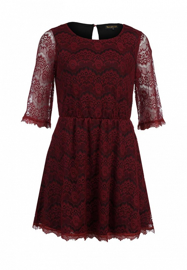 Платье-мини AngelEye London J09650: изображение 1