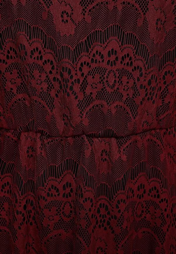 Платье-мини AngelEye London J09650: изображение 3