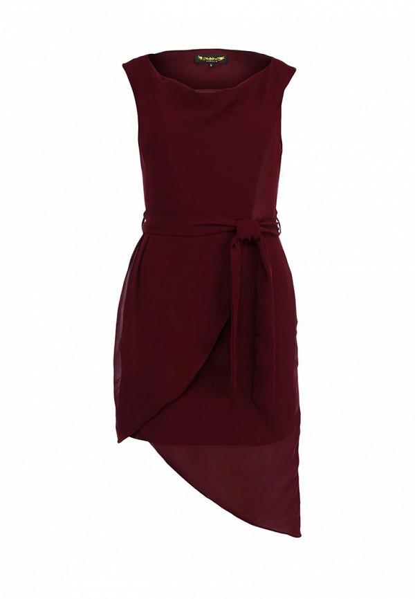 Платье-мини AngelEye London J09680: изображение 1