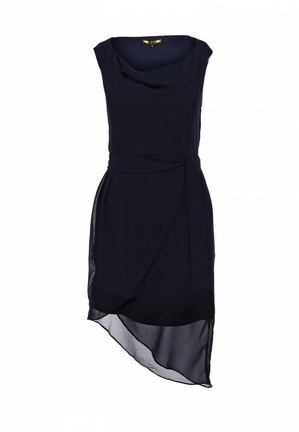 Платье-миди AngelEye London J09680: изображение 1