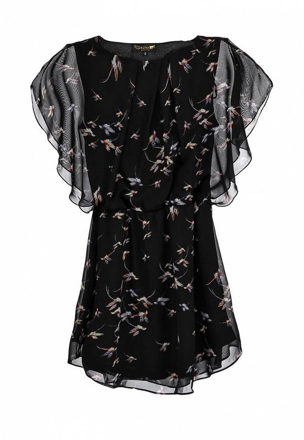 Платье-мини AngelEye London J09659: изображение 1