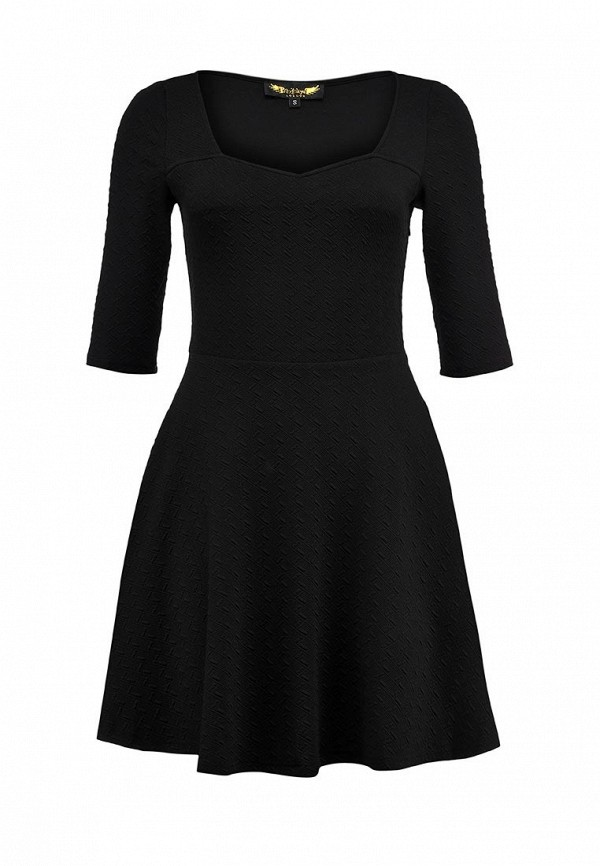 Платье-мини AngelEye London J09701: изображение 1