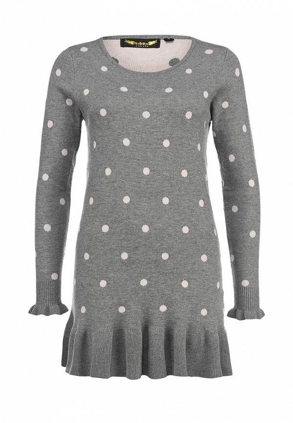 Вязаное платье AngelEye London M010195: изображение 1