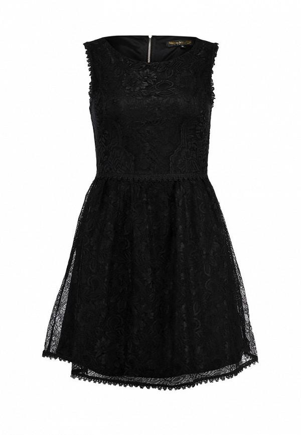 Платье-мини AngelEye London J09780: изображение 1