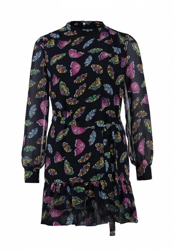 Платье-миди AngelEye London J09718: изображение 1