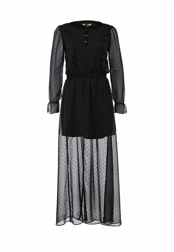 Платье-макси AngelEye London J09764: изображение 1