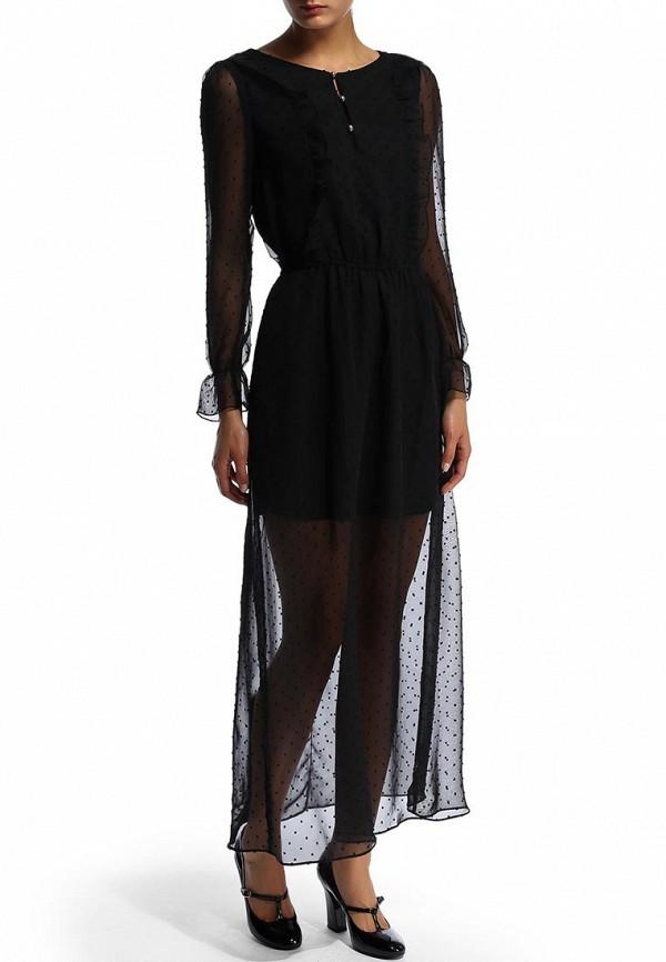 Платье-макси AngelEye London J09764: изображение 5