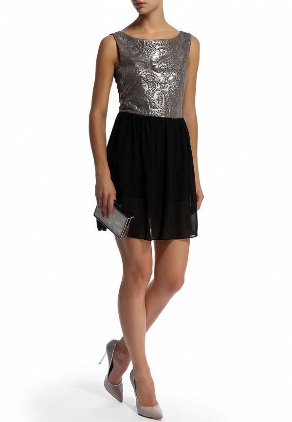 Платье-мини AngelEye London J09777: изображение 5