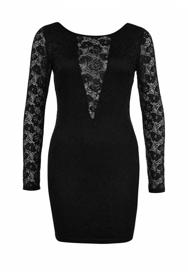 Платье-мини AngelEye London J09781: изображение 1
