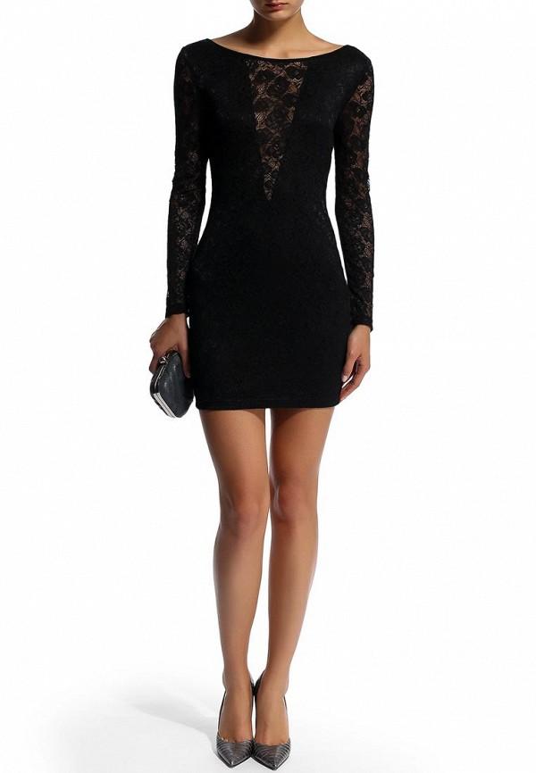 Платье-мини AngelEye London J09781: изображение 5