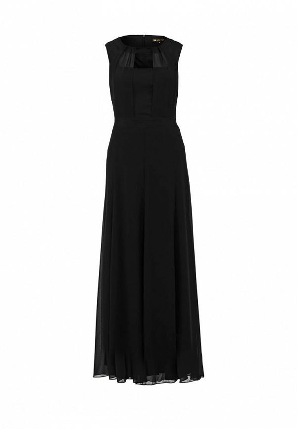 Платье-макси AngelEye London J09776: изображение 1