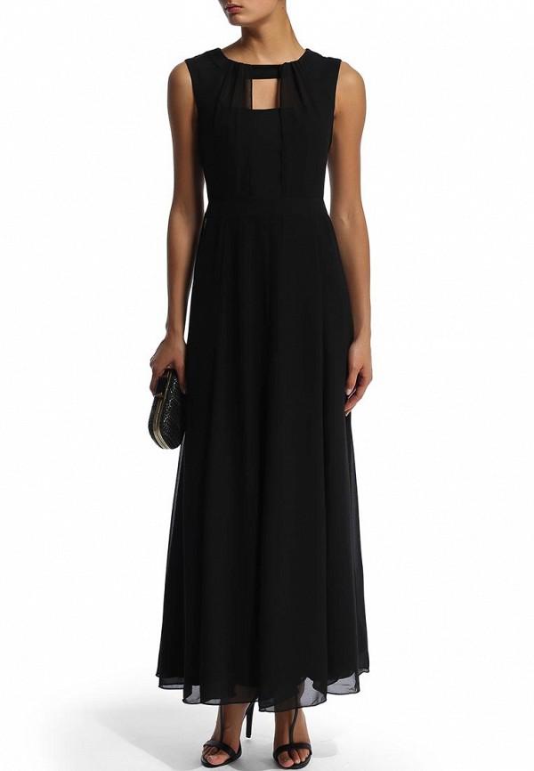 Платье-макси AngelEye London J09776: изображение 5