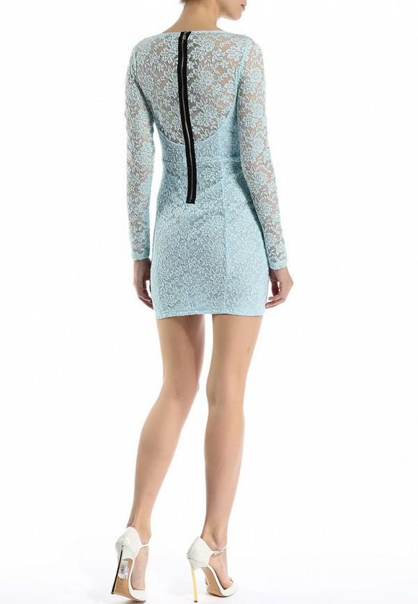 Платье-мини AngelEye London J010956: изображение 4