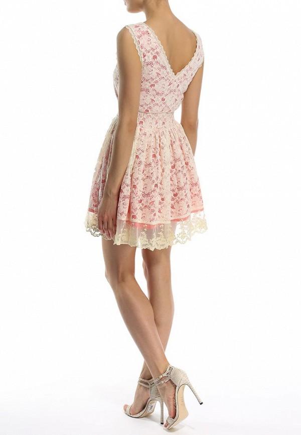 Платье-мини AngelEye London J010957: изображение 3