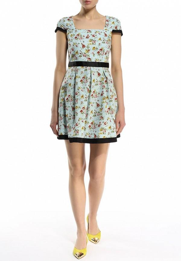 Платье-миди AngelEye London J010959: изображение 3