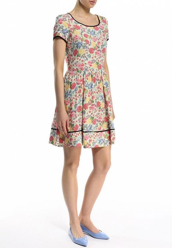 Платье-миди AngelEye London W010960: изображение 3