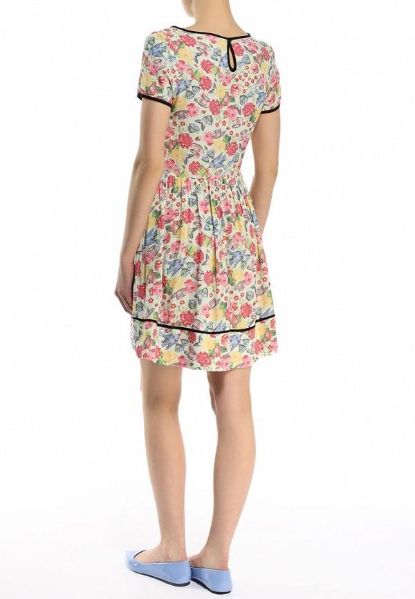 Платье-миди AngelEye London W010960: изображение 4