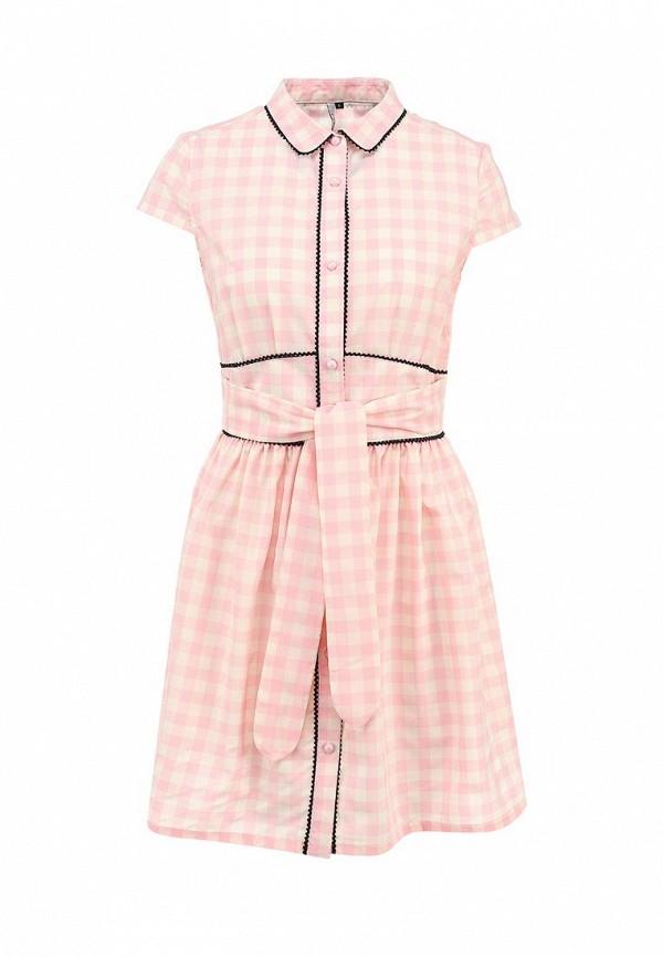 Платье-миди AngelEye London J010962: изображение 1