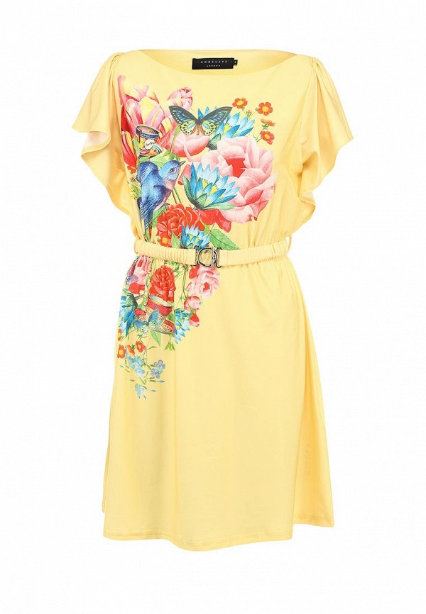 Платье-мини AngelEye London J010984: изображение 1