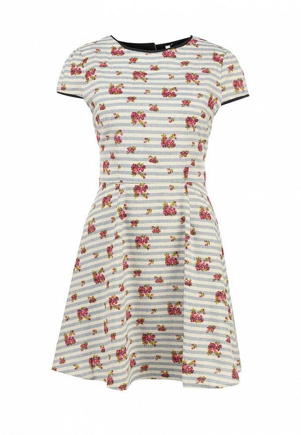 Платье-мини AngelEye London J010979: изображение 1