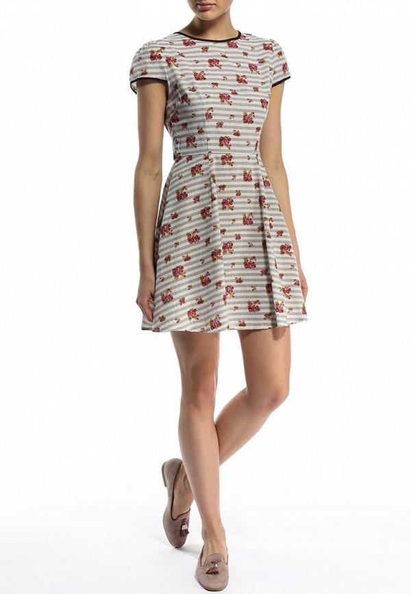 Платье-мини AngelEye London J010979: изображение 3