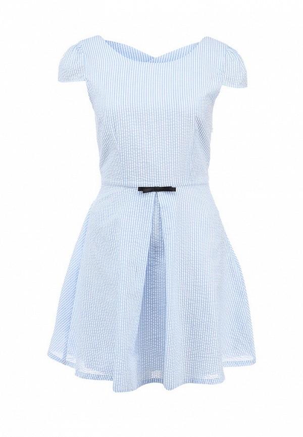 Платье-мини AngelEye London J010987: изображение 1