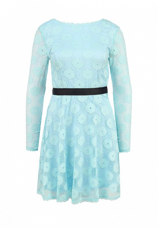 Платье-мини AngelEye London J010989: изображение 1