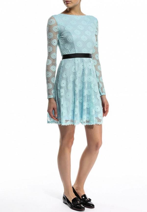 Платье-мини AngelEye London J010989: изображение 3