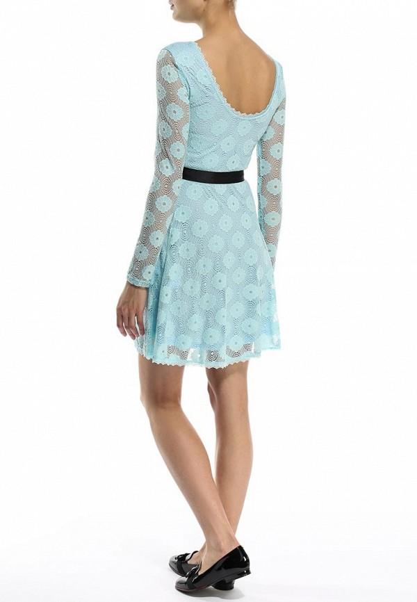 Платье-мини AngelEye London J010989: изображение 4