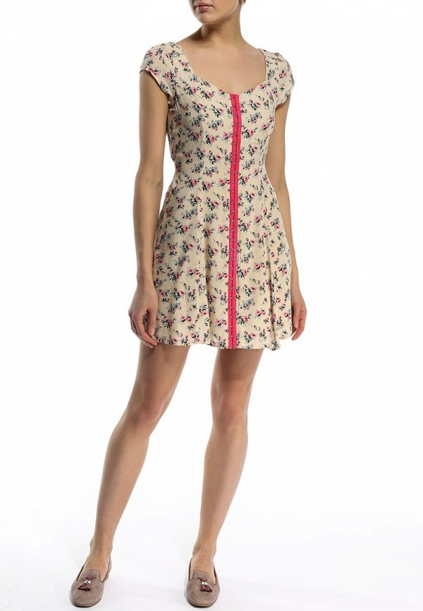 Платье-мини AngelEye London J011010: изображение 2
