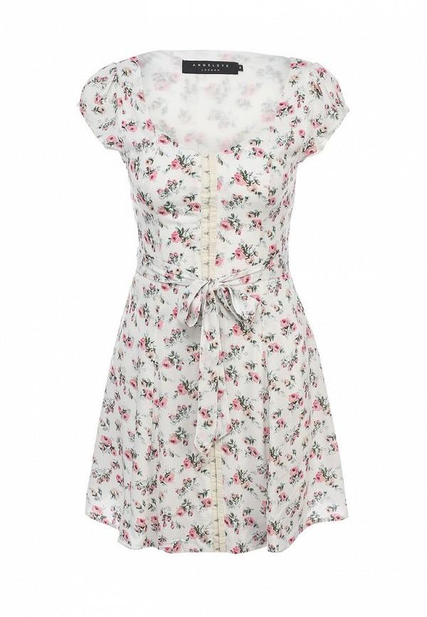 Платье-мини AngelEye London J011010: изображение 1