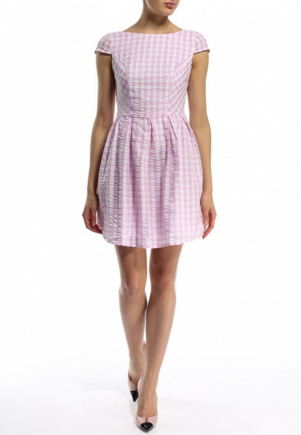 Платье-мини AngelEye London J011020: изображение 3