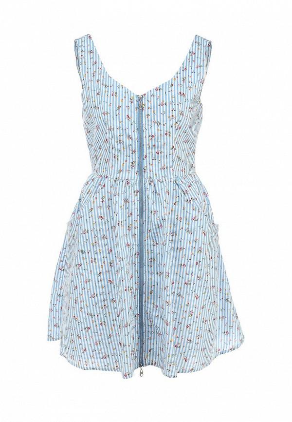 Платье-мини AngelEye London J011038: изображение 1