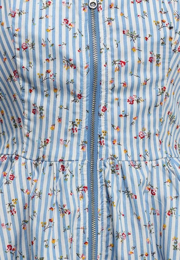 Платье-мини AngelEye London J011038: изображение 2