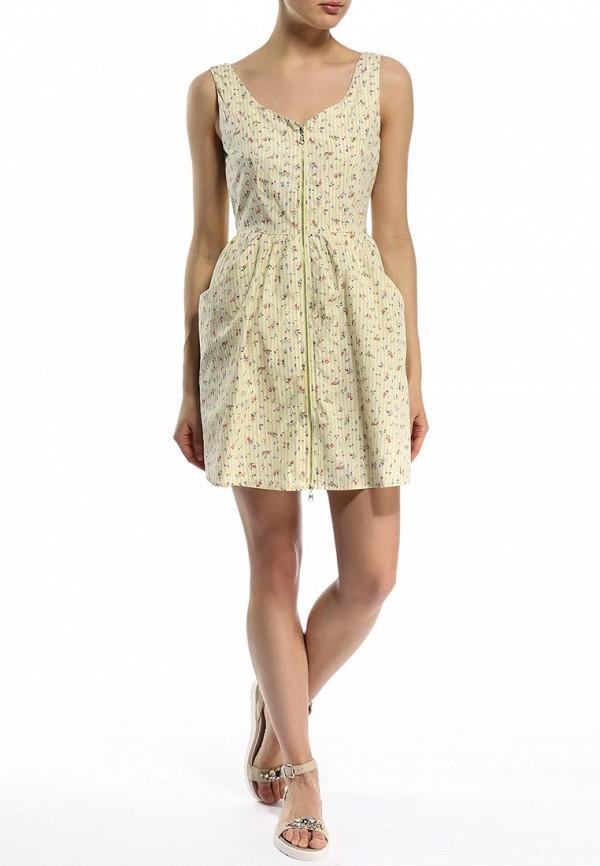 Платье-мини AngelEye London J011038: изображение 3