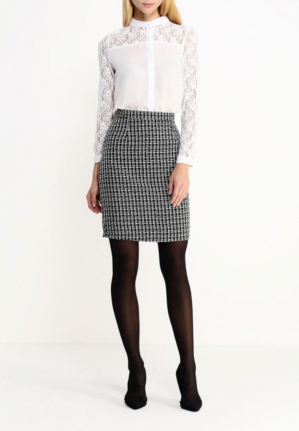 Прямая юбка AngelEye London Y011112: изображение 2
