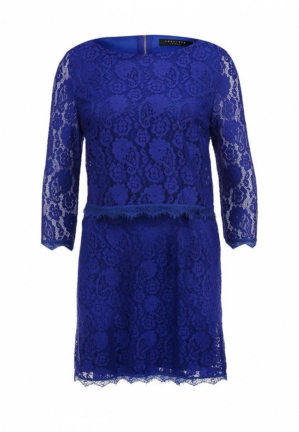 Платье-миди AngelEye London Y011119: изображение 1