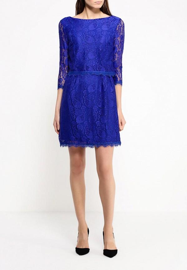Платье-миди AngelEye London Y011119: изображение 5