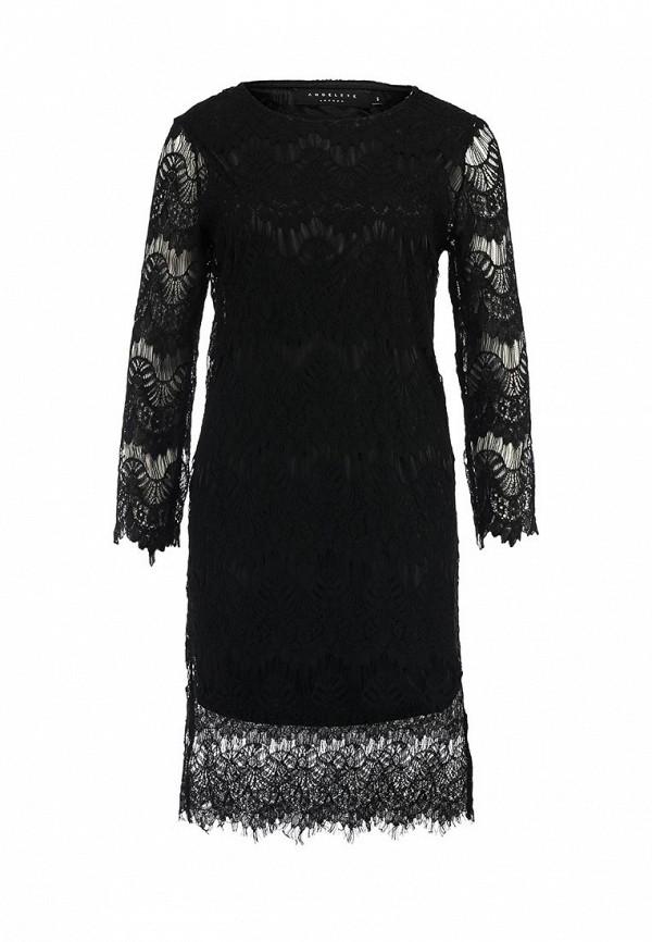 Платье-миди AngelEye London Y011875: изображение 1