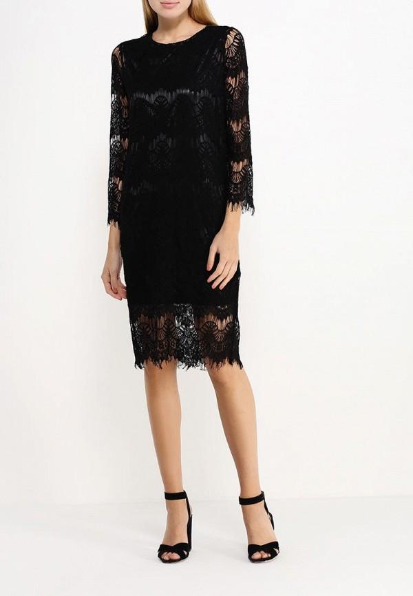 Платье-миди AngelEye London Y011875: изображение 2