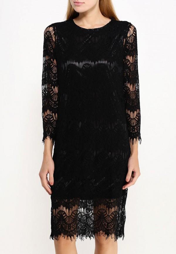 Платье-миди AngelEye London Y011875: изображение 3