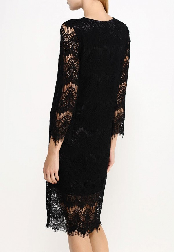 Платье-миди AngelEye London Y011875: изображение 4