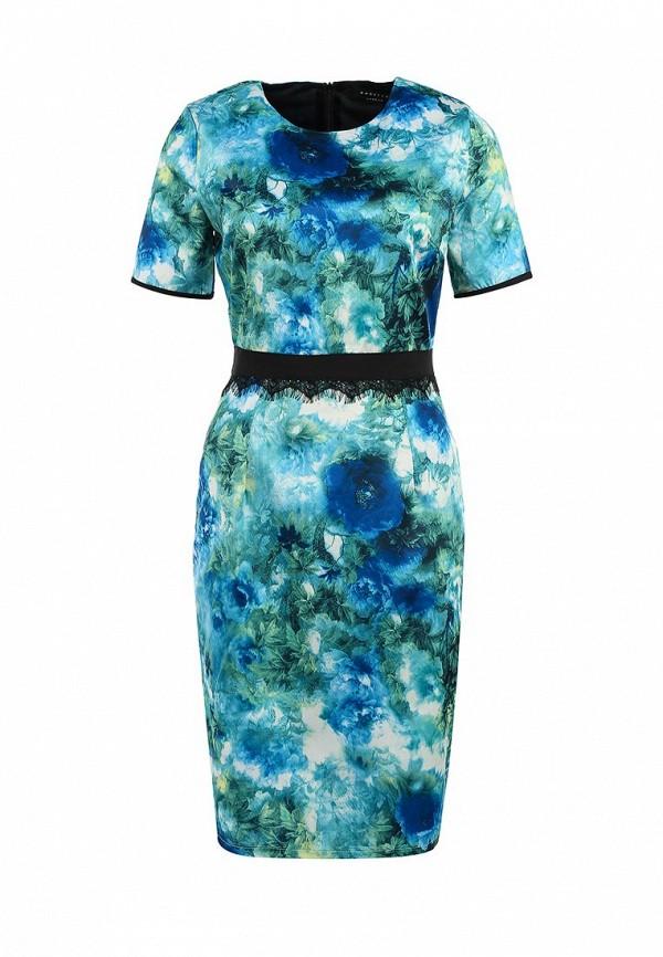 Платье-миди AngelEye London Y011898: изображение 1