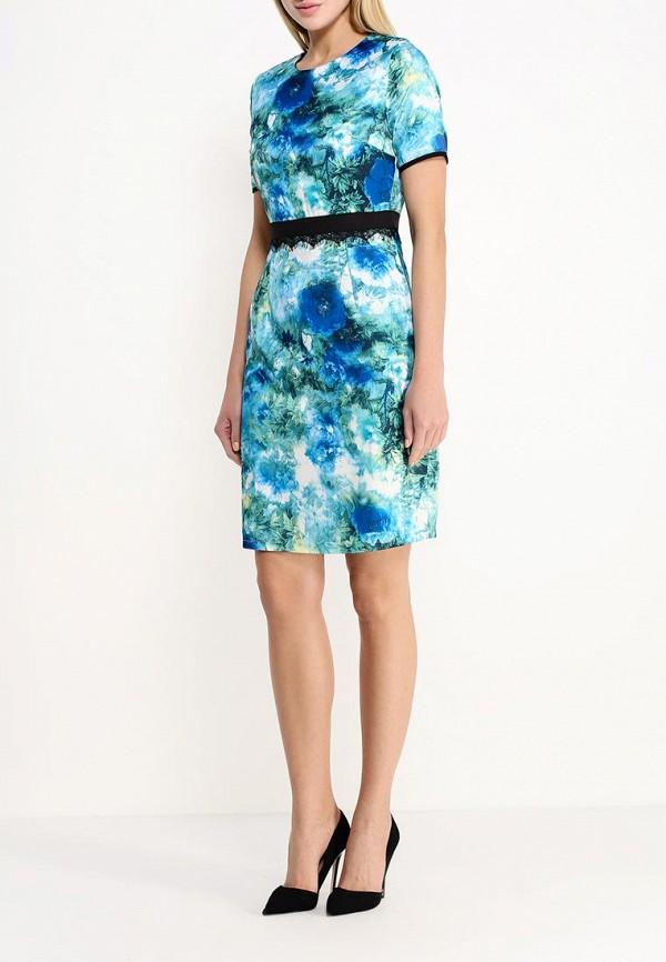 Платье-миди AngelEye London Y011898: изображение 2