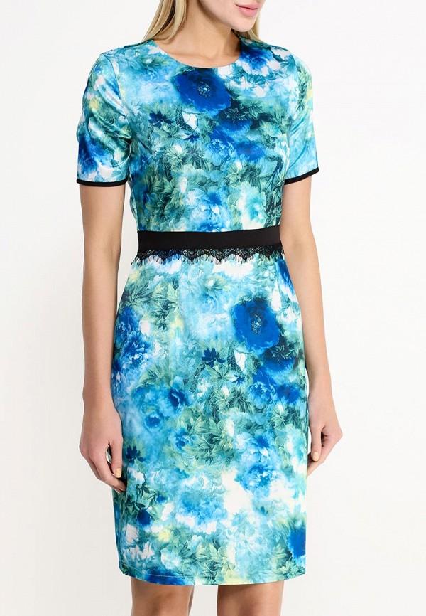 Платье-миди AngelEye London Y011898: изображение 3