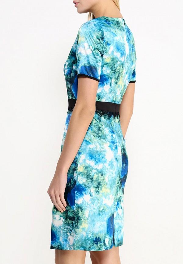 Платье-миди AngelEye London Y011898: изображение 4