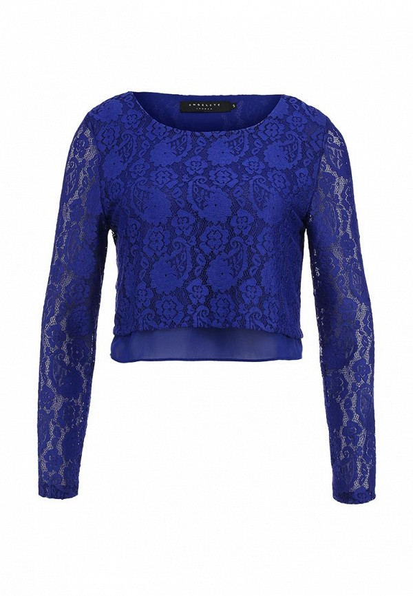 Блуза AngelEye London Y011155: изображение 1