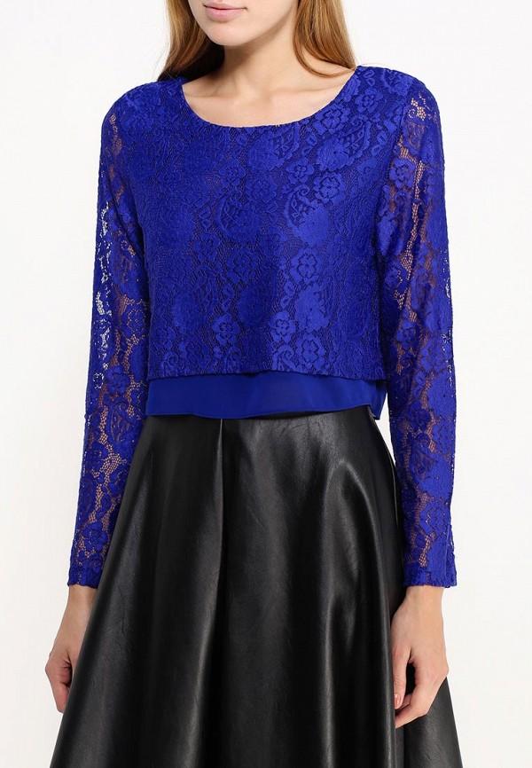 Блуза AngelEye London Y011155: изображение 3