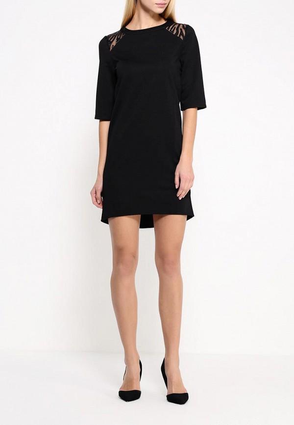 Платье-миди AngelEye London Y011885: изображение 2