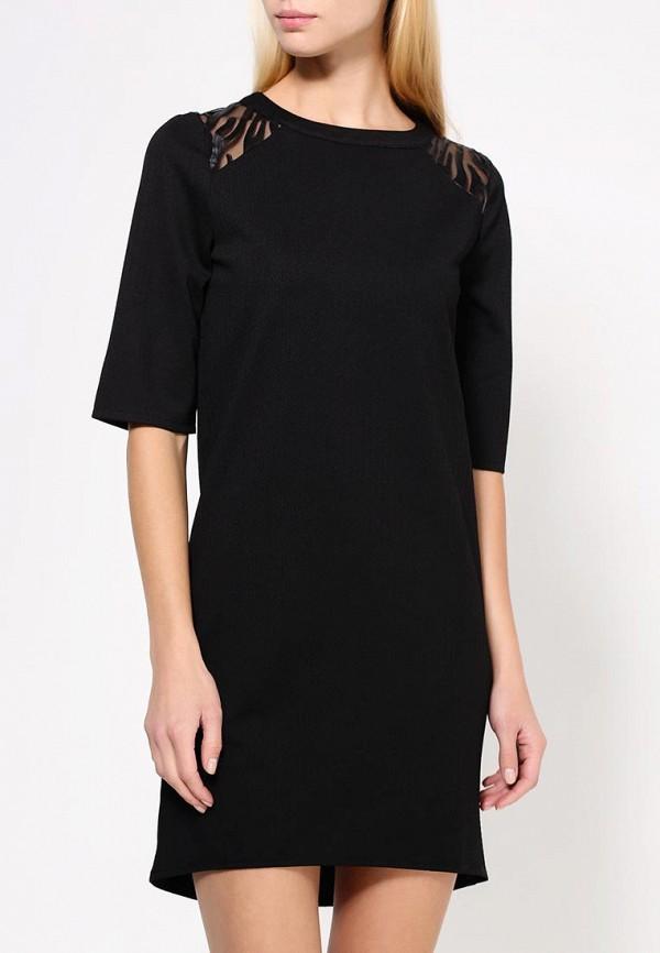 Платье-миди AngelEye London Y011885: изображение 3